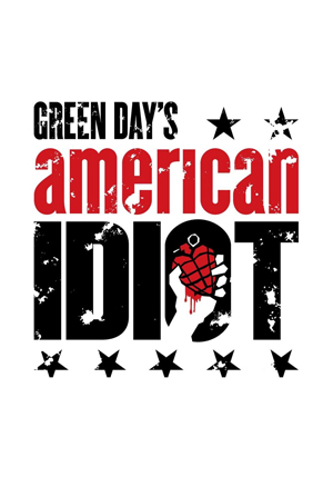 Poster Green Day's American Idiot