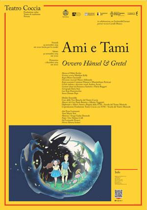 Poster Ami e Tami