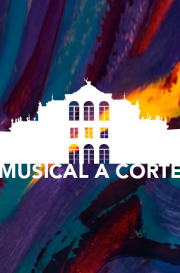 Poster Musical a corte